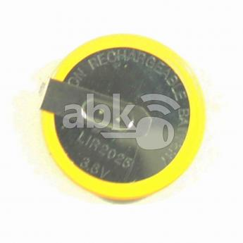 ABK-1756  Bmw Remote Batteries Auto Rechargeable Battery  ABKEYS