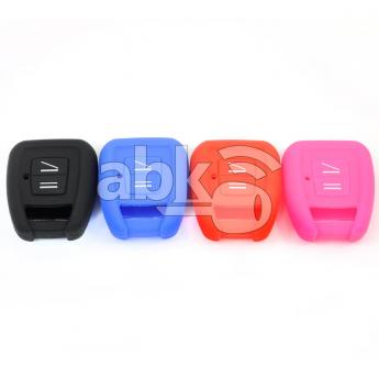 ABK-2500-OPL-OLD2B  Opel Silicone Remote Covers, 2Buttons  ABKEYS