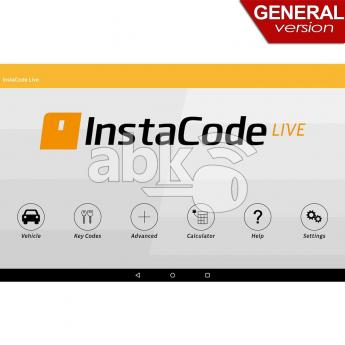 ABK-3407-General  InstaCode Live 1Month Subscription (General Codes non-auto)  ABKEYS