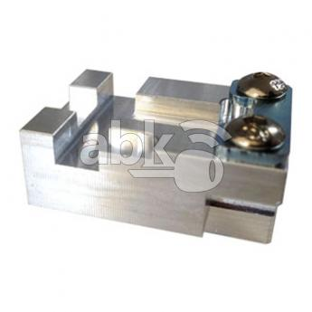 ABK-4379  Miracle HU66 Clamp For Miracle A4, A6, A9, A9P Machines CP-105  ABKEYS