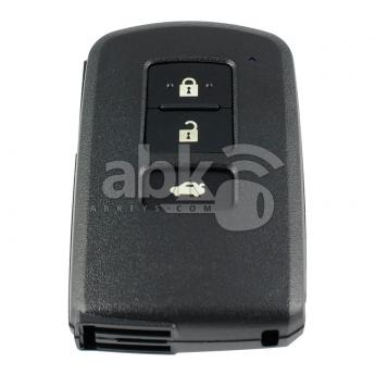 ABK-4615  Toyota Corolla, Camry, Auris 2011+ Smart Key Cover, 3Buttons  ABKEYS