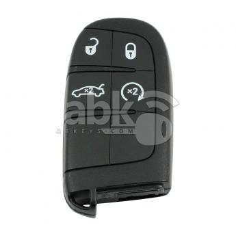 ABK-5012  Genuine Dodge Charger 2019+ Smart Key, 4Buttons, M3M-40821302 HITAG AES PCF7953M, 433MHz  ABKEYS